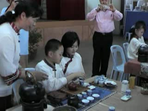 國外茶藝交流